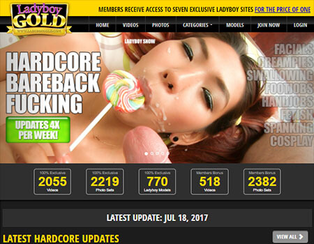 ladyboy gold review