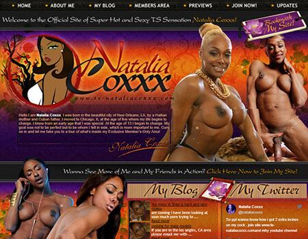 Ts Natalie Coxx